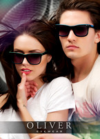 oliver eyewear photoshoot