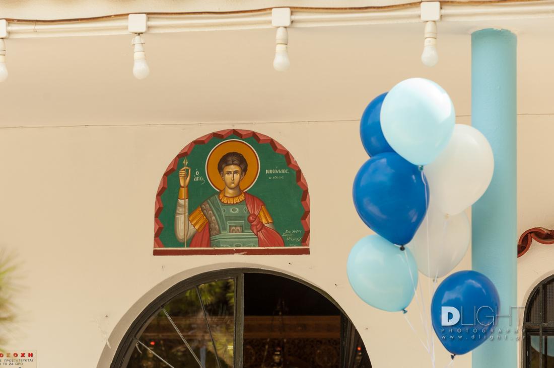 Αγιος Νικόλαος ο νέος Αρτέμιδα