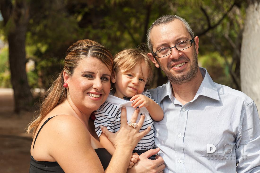 baptism parents