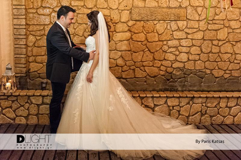 Greek wedding in Athens